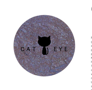 Cat Eye Pigment - Blue