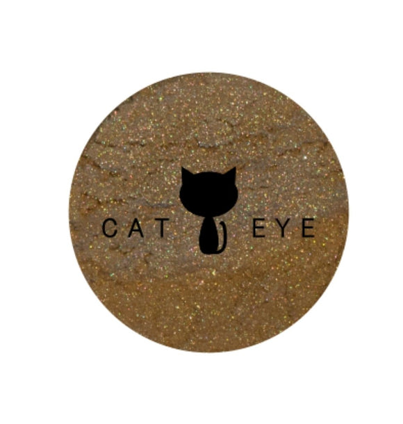 Cat Eye Pigment - Gold