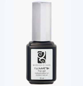 Flat Matte Top Gel 15ml