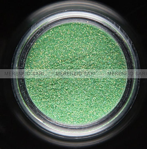 Glitter Dust - Microfine Transparent Hologram Light Green