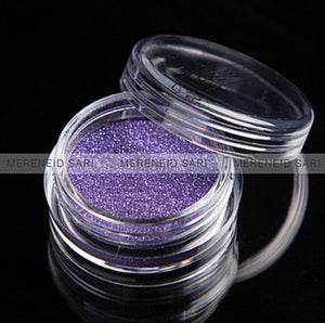 Glitter Dust - Microfine Opaque Purple