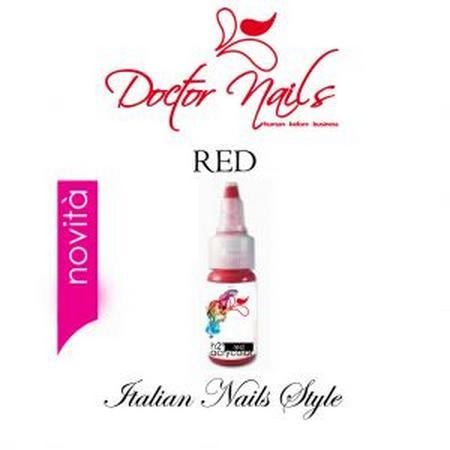 H013 Red Polycolor 15ml