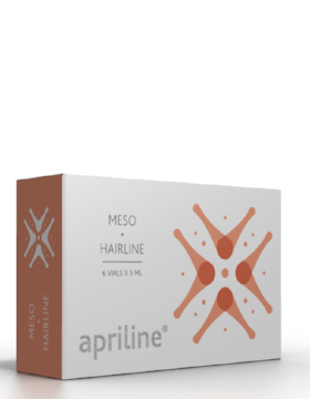 Apriline Mesotherapy - Hairline - 6x5ml