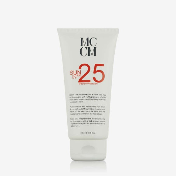 MCCM Sun Lotion SPF 25  200ml