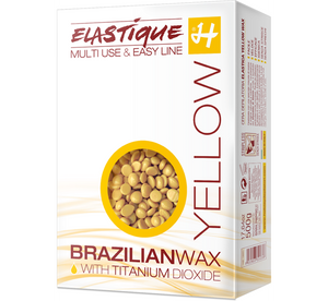 Elastic Yellow hard wax