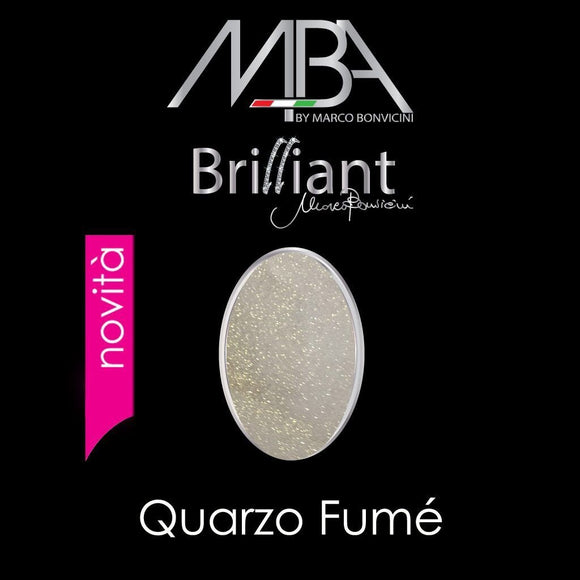 22 Brilliant QUARZO FUMÇ? 6g