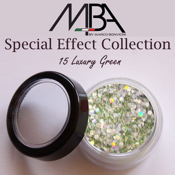 15 Special Effect LUXURY GREEN 6g