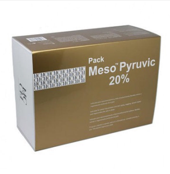 MCCM Meso Peel Pyruvic 20% Pack