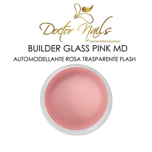 MBA Builder Glass Pink MD