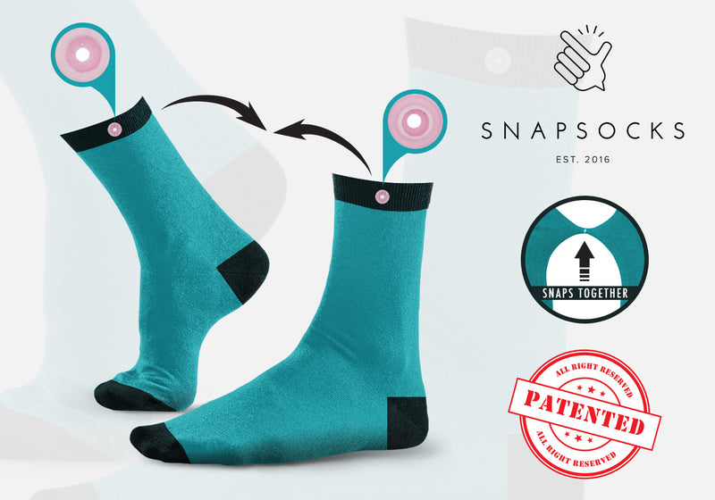 No More Lost Socks - Snap Socks
