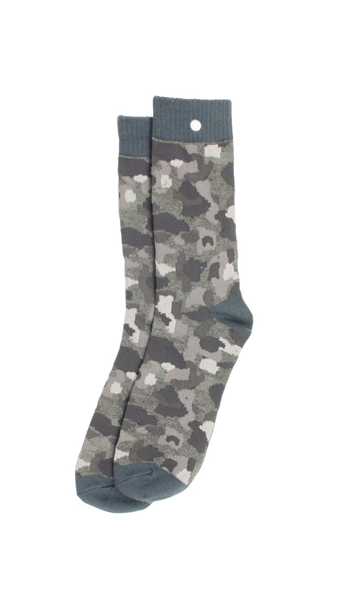 The Camo Pack - 4 Pairs of Socks