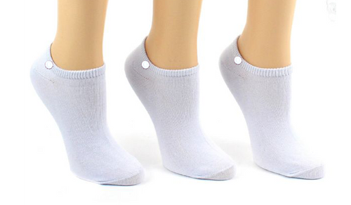 The Classic White Socks 3-Pack
