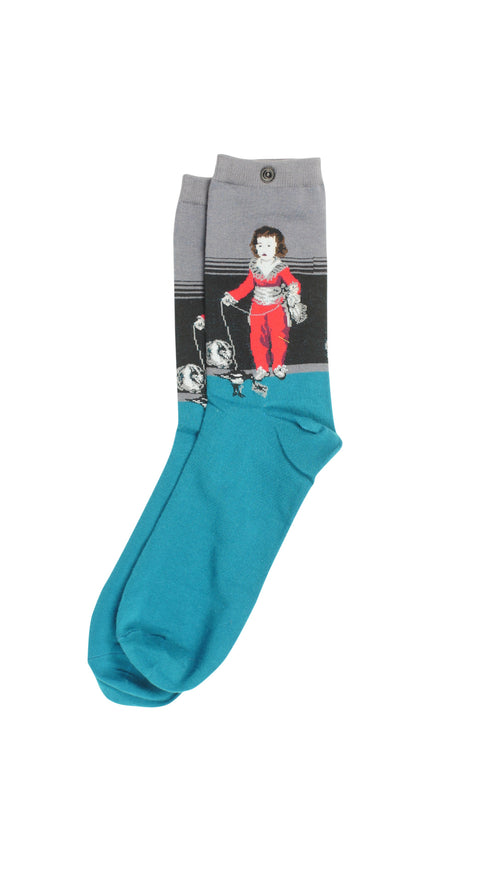 Francisco De Goya - Snap Socks