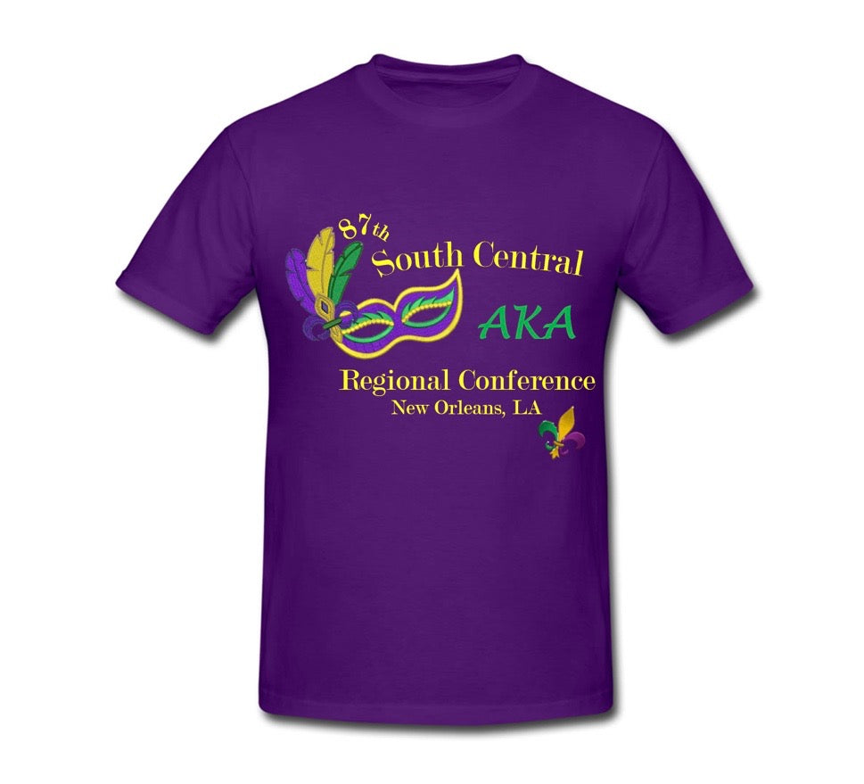 South Central Regional T-shirt - New Orleans, Louisiana