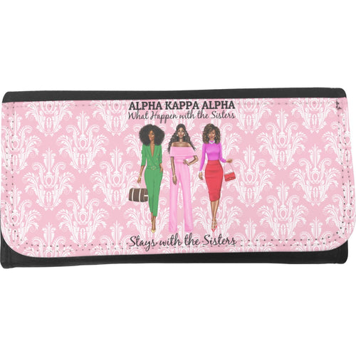 What happens with the Sisters Stays with the Sisters Ladies Wallet