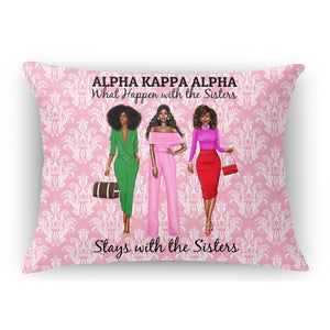 AKA Pillow - What Happens with the Sisters Stays with the Sisters