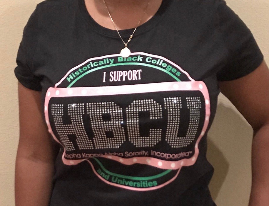 I LOVE MY HBCU T-Shirt