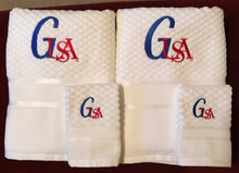 Personalized Towel Set