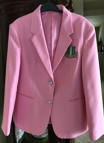 AKA Pretty Pink Blazer Sizes 6-20