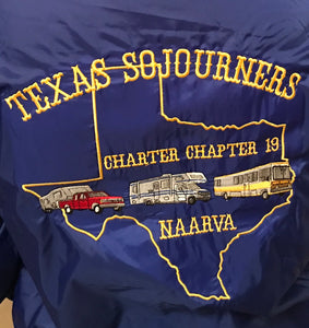 TEXAS Sojourners Light Weight Jacket