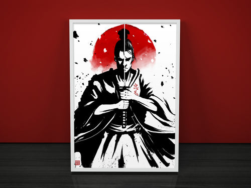 3 of 7 Virtues of Bushido : 忠義 - Chūgi - Loyalty