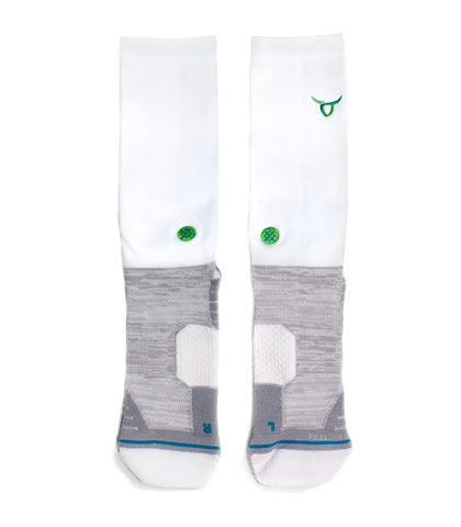 Homegrown x Stance Socks Collab - White