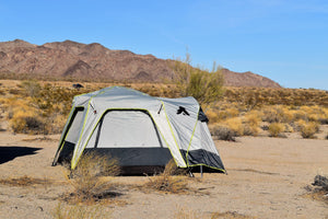 4 Season Turbo Tent