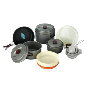 5-6 Person Cook Set