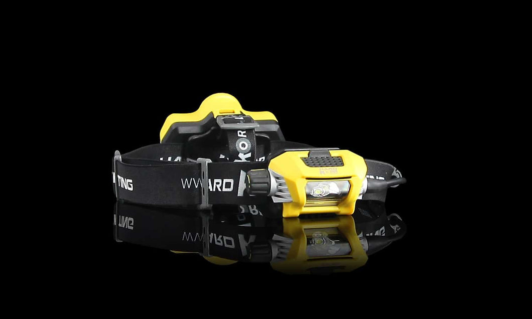 600 Lumen Heavy Duty Headlamp