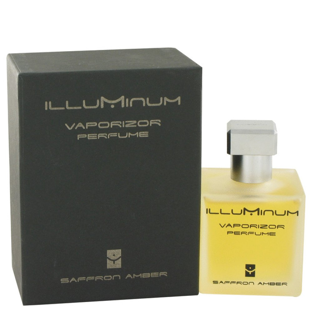 Illuminum Saffron Amber By Illuminum Eau De Parfum Spray 3.4 Oz