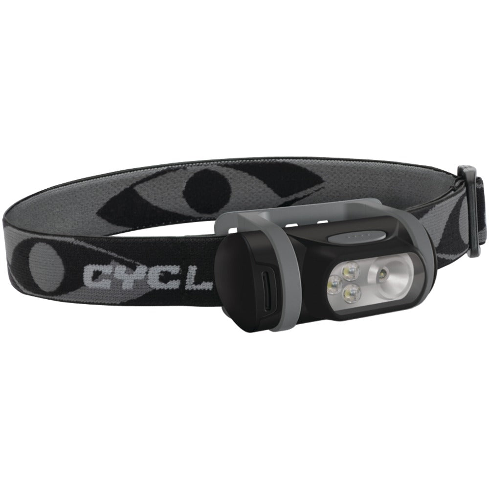 Cyclops 112-lumen Titan Xp Led Headlight (black And Gray)