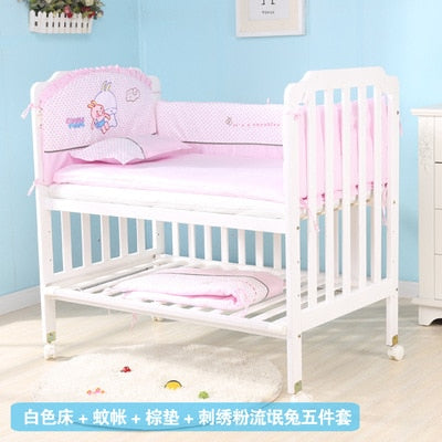 bed for baby  crib bunk adjustable plus long variable desk cradlewith mosquito net matree free