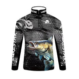 Summer Mens Fishing Clothes Ice Silk Sunscreen Breathable Quick Dry Long Short Sleeve Fishing Shirt Outdoor Sea Fishing Clothing