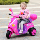 The new Children's electric car electric motorcycle tricycle baby stroller toy remote control car can take people shipping