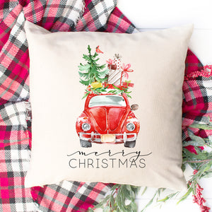 Christmas / Winter Pillow Covers