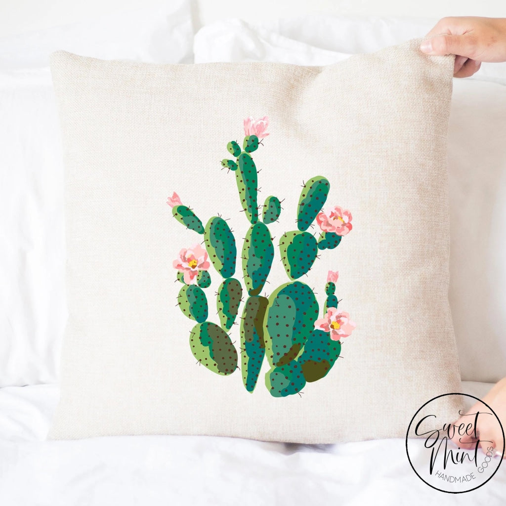 Cactus Pillow Cover - 16X16