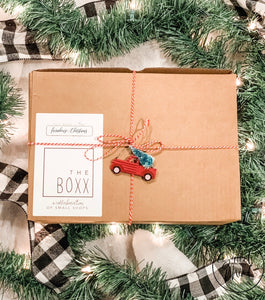 Farmhouse Christmas Surprise Boxx - Large