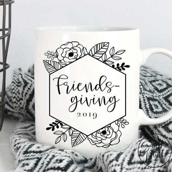 Friendsgiving Mug