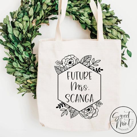 Future Mrs Tote Bag