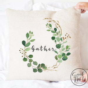 Gather Pillow Cover - 16X16