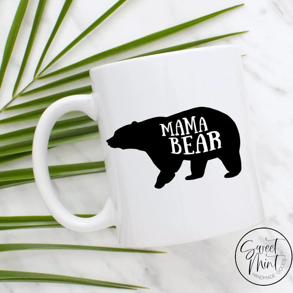 Mama Bear Mug - Gift For Mom