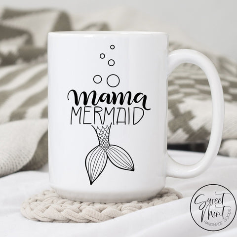 Mama Mermaid Mug