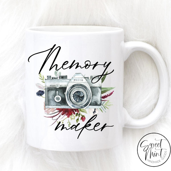 Memory Maker Mug - Photographer / Camera