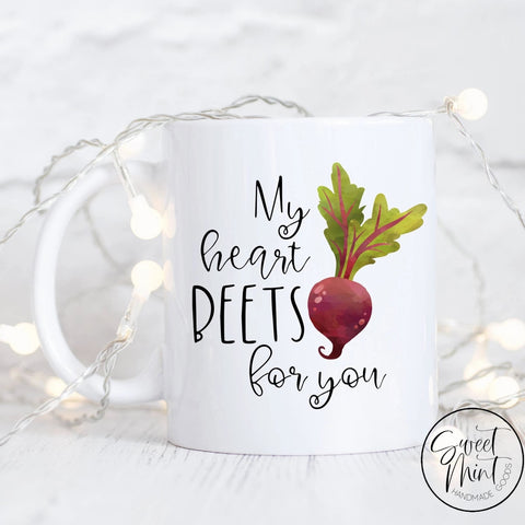 My Heart Beets For You Mug