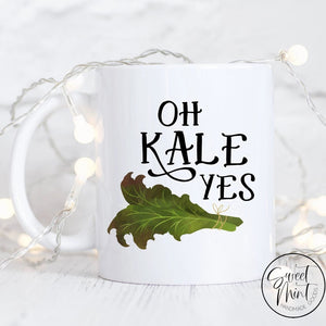 Oh Kale Yes Mug
