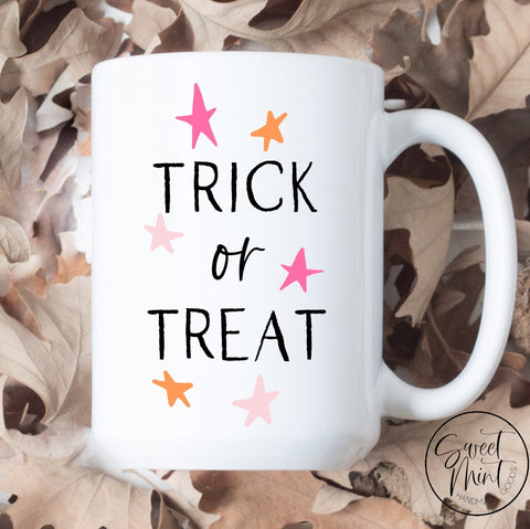 Trick Or Treat Mug