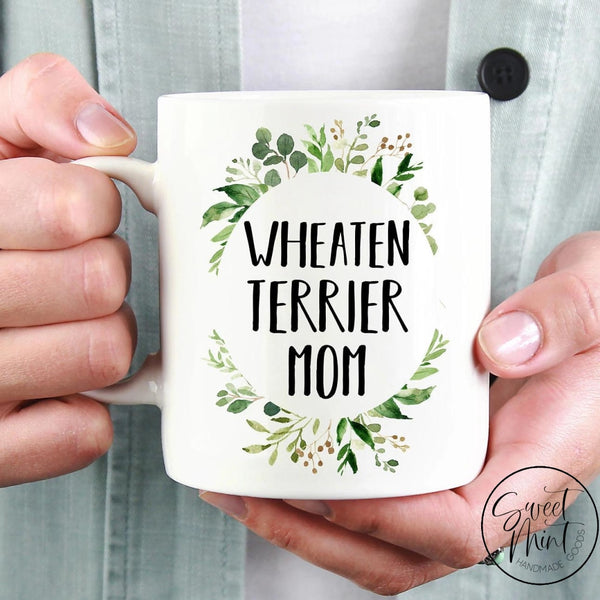 Wheaten Terrier Mom Mug