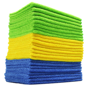 24 Pack Microfiber Cloths 12 in. x 16 in.