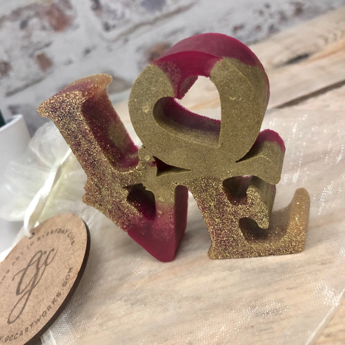 Resin Letters - LOVE