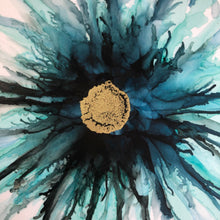 MOUNTED ALCOHOL INK BLOOM WORKSHOP - Exclusive Booking